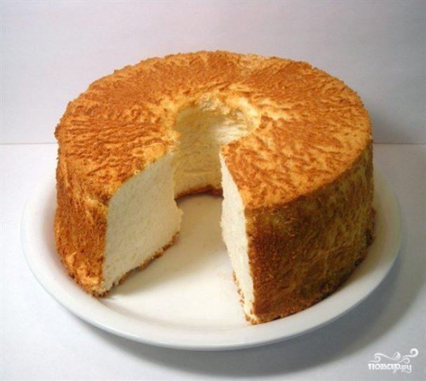 Бисквит в хлебопечке