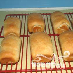 Мини хлеб за 60 минут