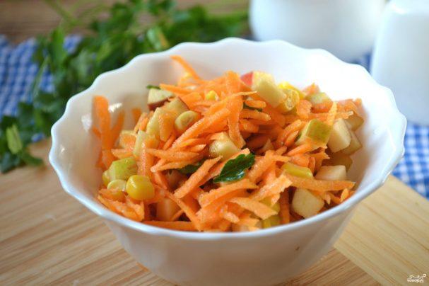 Морковка для похудения