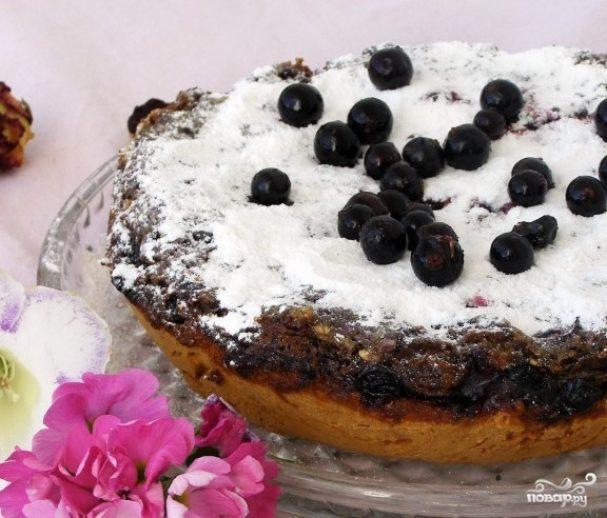 Слоеный пирог в мультиварке