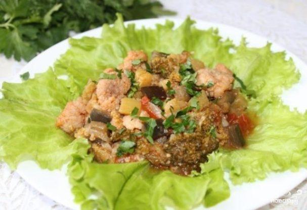 овощное рагу с цветной капустой на зиму рецепты с фото
