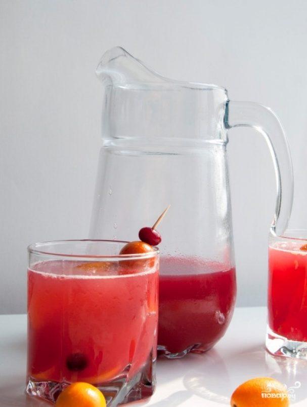 Зимний коктейль