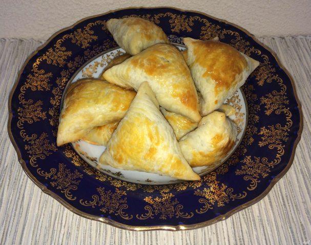 Тесто для узбекской самсы