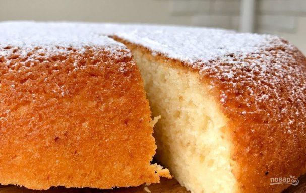 Стаканчиковый пирог