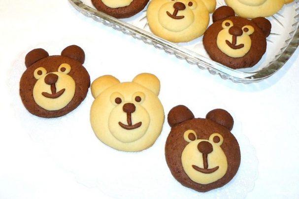 """Печенье """"Весёлые медвежата"""""""
