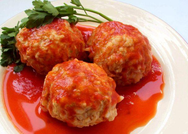 Как сделать томатные котлеты 176