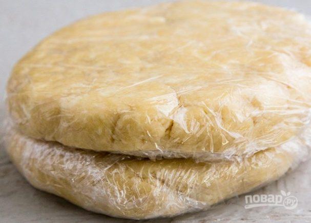Тесто для пирога без дрожжей