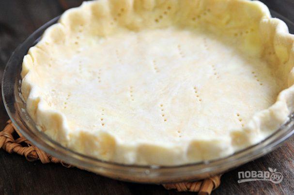 Рецепт бездрожжевого теста для пирога