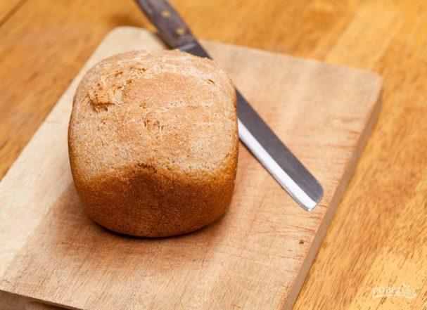 Хлеб в хлебопечке (простой и вкусный)