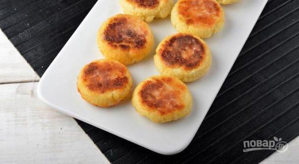 Лучший рецепт сырников
