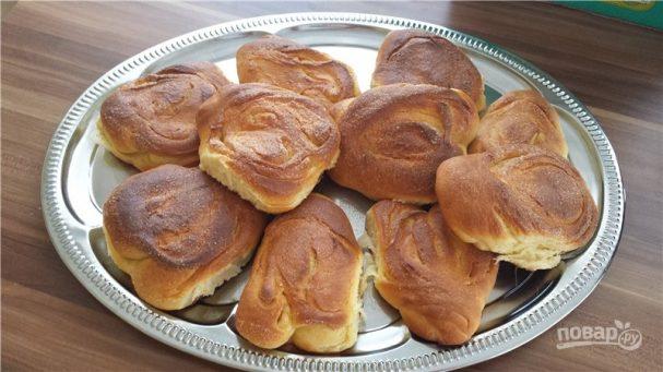 булочка московская рецепт с фото