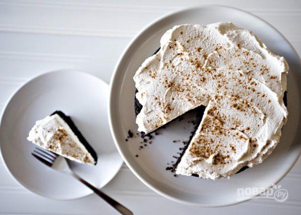 Торт с сыром маскарпоне