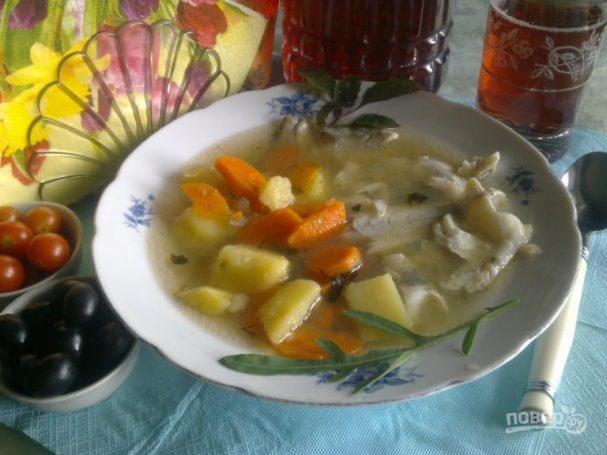 Суп из наваги