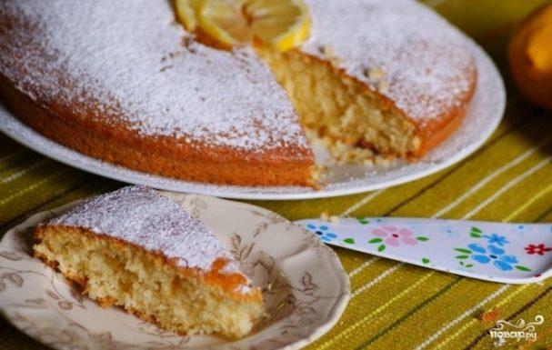 Сметанный пирог в мультиварке