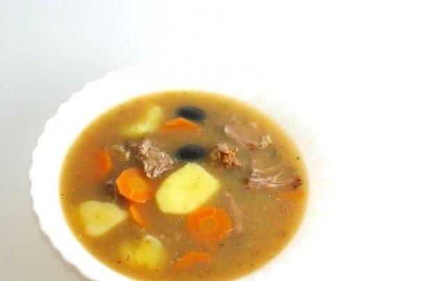 Густой суп
