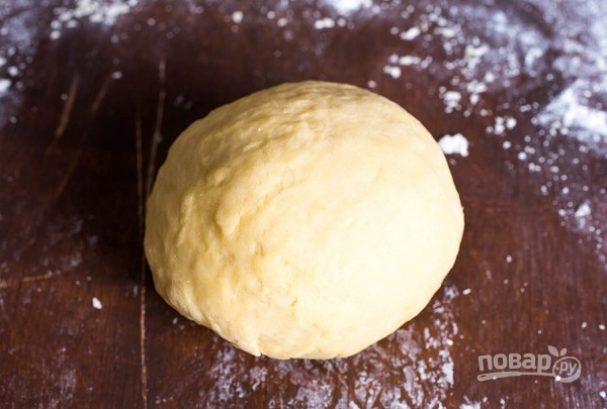 Рецепт теста для спагетти