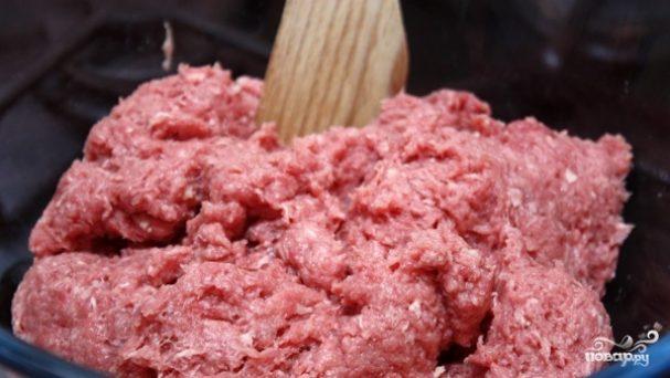 Фарш для пельменей из говядины