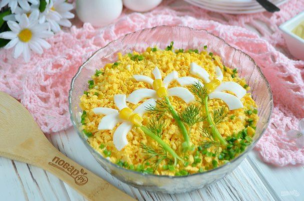 Салат на 8 Марта из морской капусты