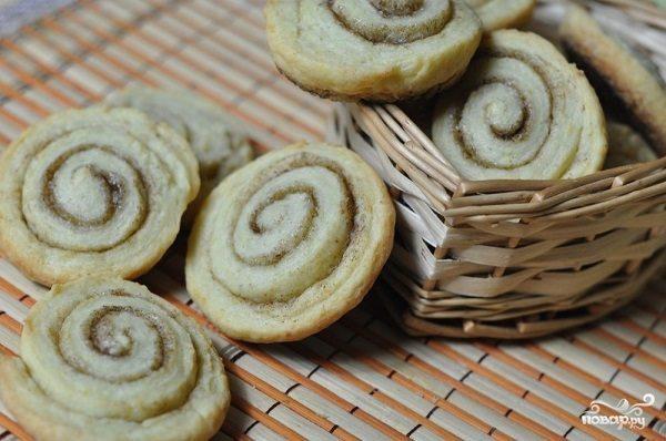Детское песочное печенье