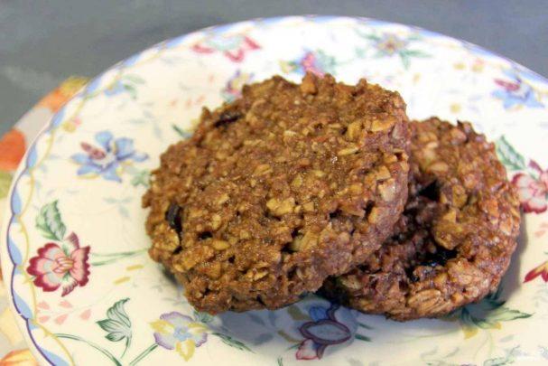 Печенье из льняной муки