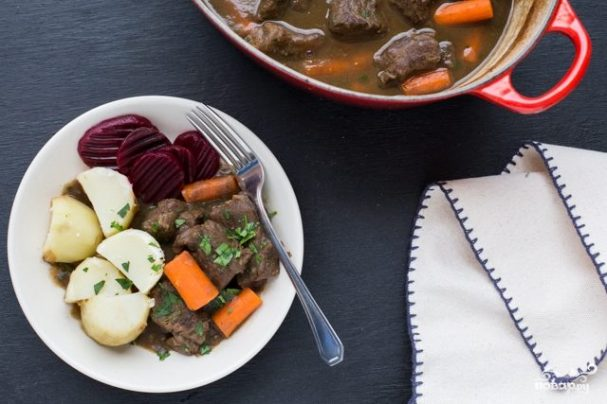 Мясо по-шведски