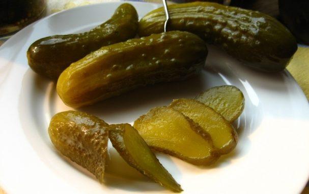 Рецепт консервирования огурцов без уксуса