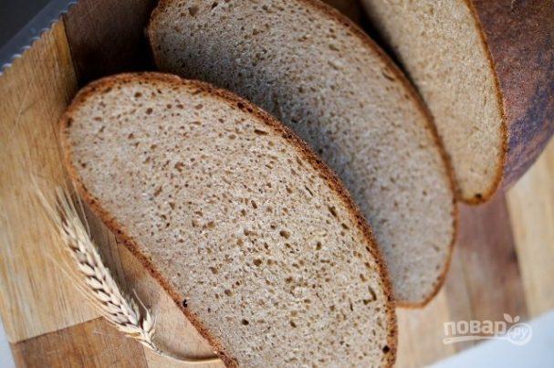 """Хлеб """"Столичный"""" по ГОСТу"""
