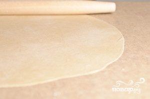 Тесто на манты