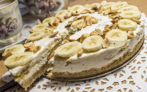 Торт из бананов