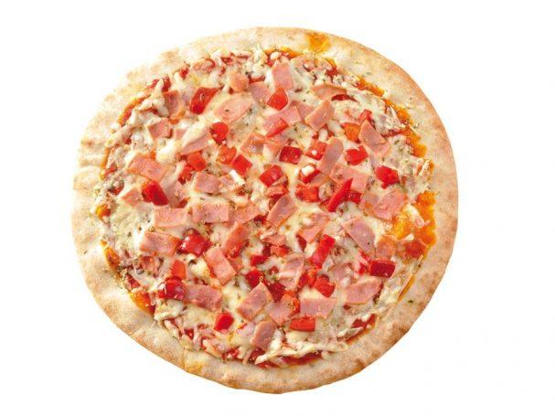 Пицца с перцем болгарским