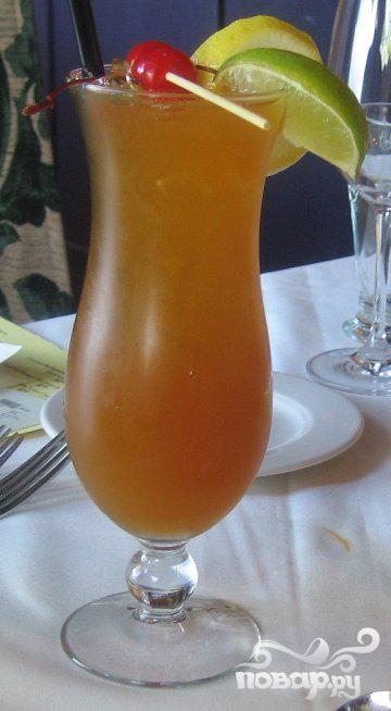 Ураганный коктейль