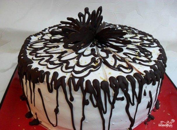 """Торт """"Царица Эстер"""""""