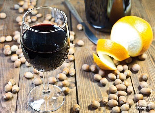 Вино из черники