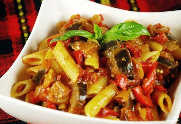 Рис с овощами и томатной пастой рецепт 5