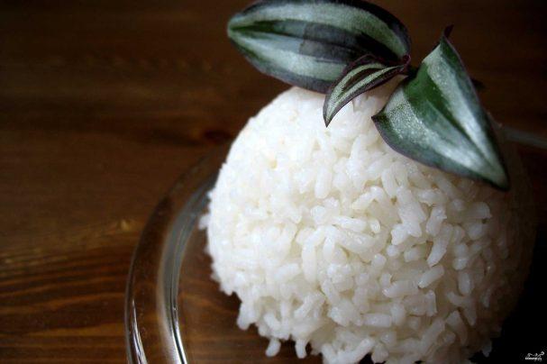 как сварить рис для роллов в мультиварке в домашних условиях