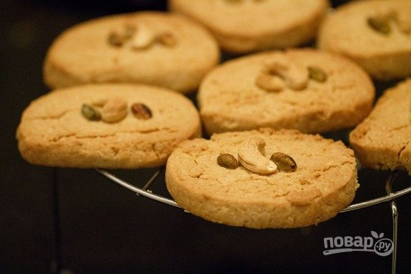 Сладкое печенье