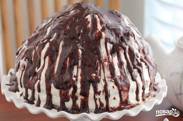 """Торт """"Панчо"""" домашний"""