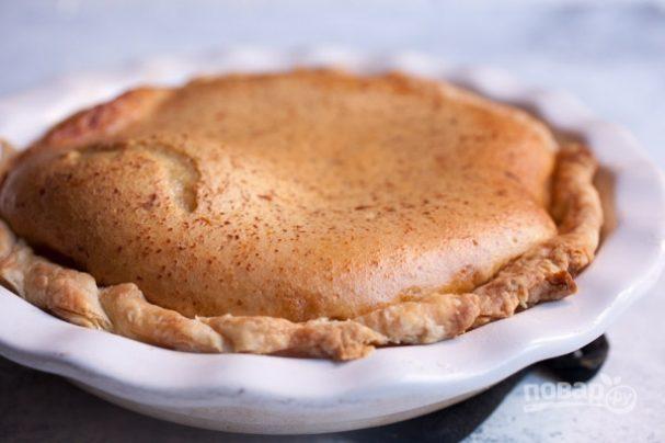 Пирог с медом
