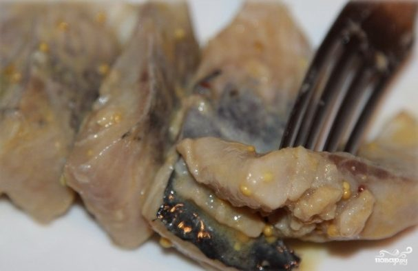 Рецепт приготовления огурцов в горчичной заливке