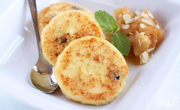 рецепт вкусных сырников из творога классические пошаговый