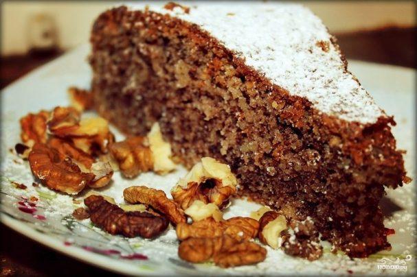 торт ореховый рай рецепт
