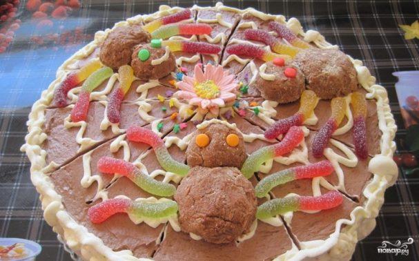 Торт на день рождения мальчику 5 лет