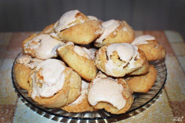 Печенье из творожных сырков