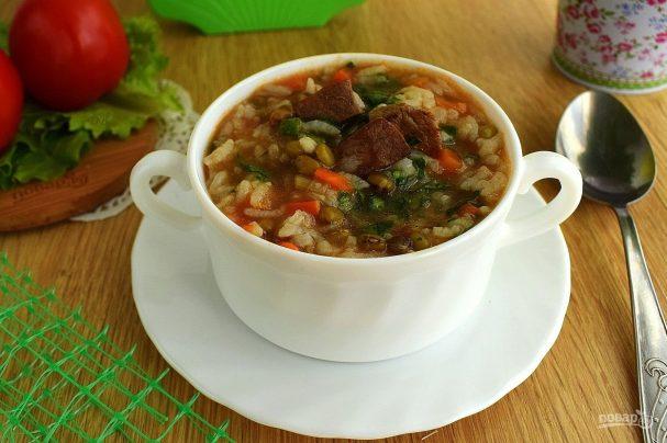 овощные протертые супы к диете 5 пошаговый рецепт