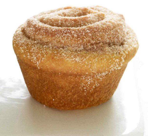 Булочки с сахаром в духовке