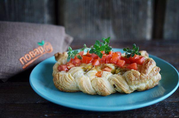 Плетеные хот-доги с гуакамоле