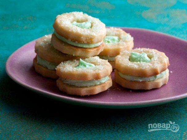 Рецепт нежного печенья