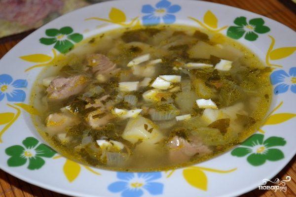 Рецепты щавелевого супа - gastronom.ru