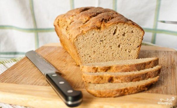 Сладкий картофельный хлеб
