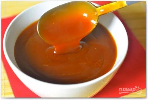 Китайский соус